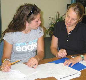 study skills tutoring