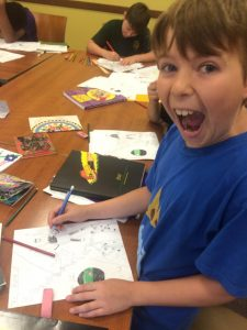 creative writing summer programs nyc