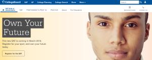 SAT collegeboard.org
