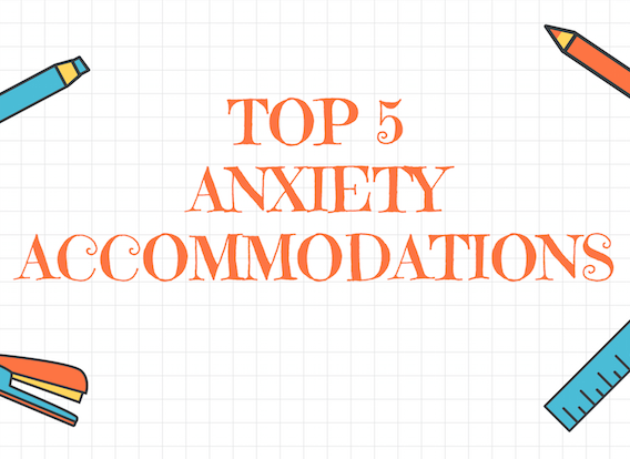 504 Accommodations For High School Students With Anxiety