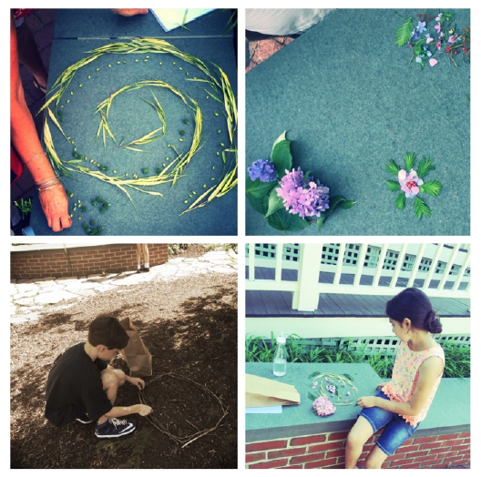 Summer Art Based Multisensory Writing Unit