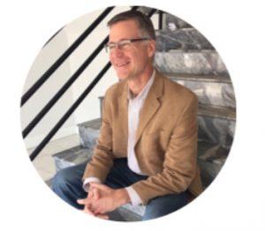 Author Tom Kiernan