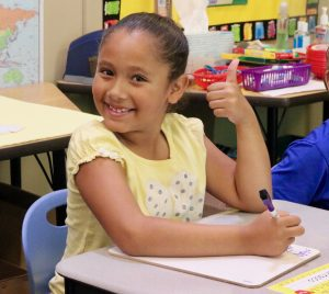 Summer Academic Program Successes: certified reading tutors help students overcome reading difficulties
